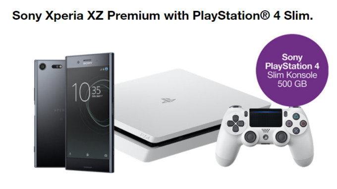 มีใครให้มากกว่านี้ไหม? สั่งจอง Sony Xperia XZ Premium วันนี้แถม PS4 Slim ให้ด้วย