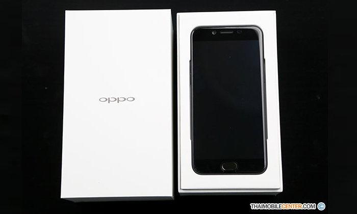 แกะกล่อง OPPO R9s Black Edition สมาร์ทโฟนเซลฟี่ตัวท็อปสีดำใหม่ล่าสุด! พร้อมความพรีเมียมในทุกสัมผัส