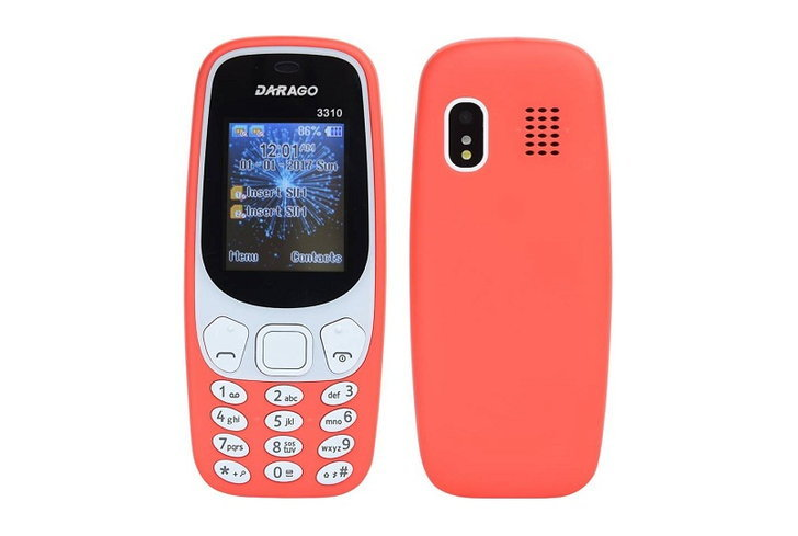 อินเดียเปิดตัวมือถือโคลนนิ่ง Nokia 3310 (2017) ตัดหน้าวางขายแค่ 4 ร้อยกว่าบาท