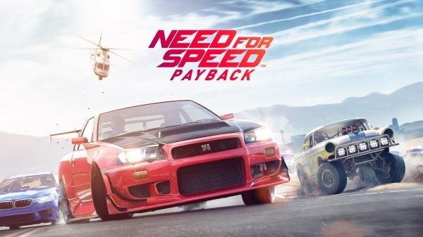 เปิดตัวเกม Need for Speed Payback ออกซิ่งบน PS4 ,XboxOne และ PC พฤศจิกายน นี้