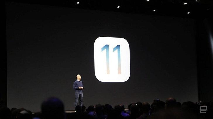 Apple เปิดตัว iOS 11, Siri ฉลาดขึ้น ดีไซน์ใหม่หลายส่วน รองรับ AR