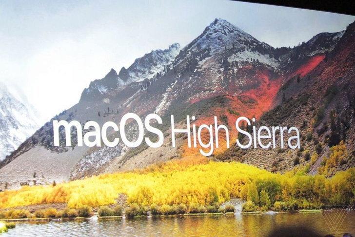 Apple เปิดตัว macOS High Sierra รุ่นสานต่อความสมบูรณ์สำหรับ Mac