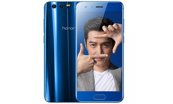 Huawei เปิดตัว Honor 9 สเปคใกล้เคียง Mate 9 ถูกกว่าครึ่ง