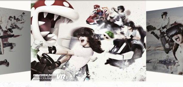 Bandai Namco เปิดประสบการณ์การเล่น Mario Kart แบบ VR ด้วย HTC Vive