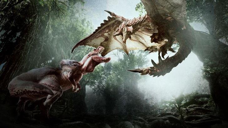 เปิดข้อมูลใหม่เกม Monster Hunter World ที่ไม่ใช่ภาคเสริม