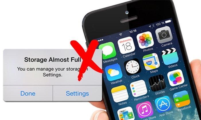 iPhone ความจุน้อยไม่ต้องห่วง iOS 11 มีฟีเจอร์ลบแอปที่ไม่ได้ใช้งานให้อัตโนมัติ