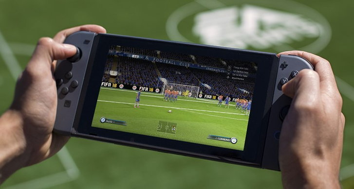 งานเข้า FIFA18 เวอร์ชั่น Nintendo Switch จะไม่มีโหมดเนื้อเรื่อง