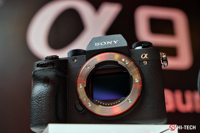 เปิดตัว กล้องอัลฟ่ามิเรอร์เลส รุ่น α9 (อัลฟ่า 9) พร้อมเคาะราคาขายอย่างเป็นทางการ