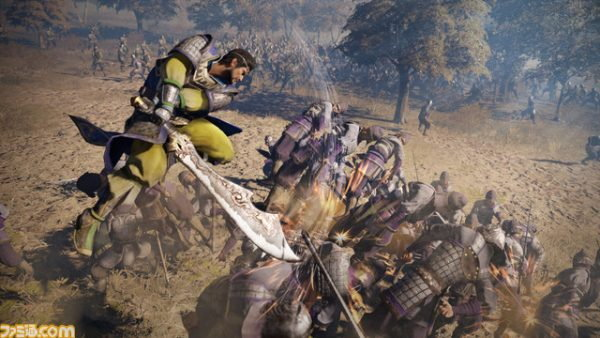 มาแล้วตัวอย่างใหม่เกม Dynasty Warriors 9 บน PS4 ที่มาแนว Open World