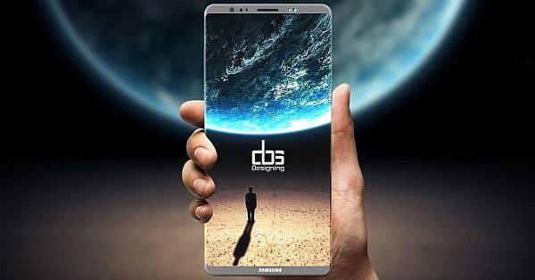 ลือ!! เซ็นเซอร์สแกนลายนิ้วมือ ทำให้หน้าจอ Galaxy Note 8 เกิดปัญหาความสว่าง