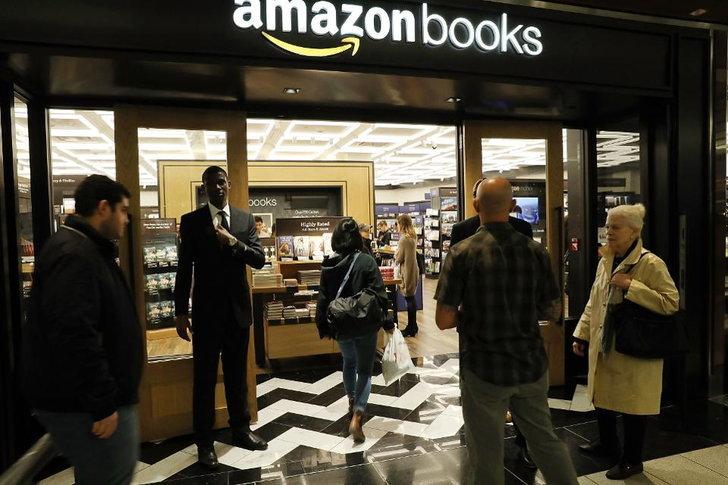 Amazon จดสิทธิบัตรห้ามลูกค้าเช็คราคาสินค้ากับเว็บอื่นขณะต่อ Wi-Fi ในร้าน Amazon