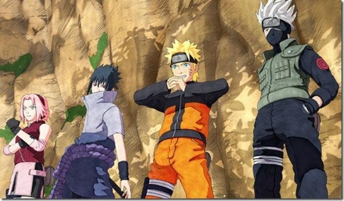 เกม Naruto to Boruto Shinobi Striker เตรียมออกโซนอเมริกา ต้นปี 2018