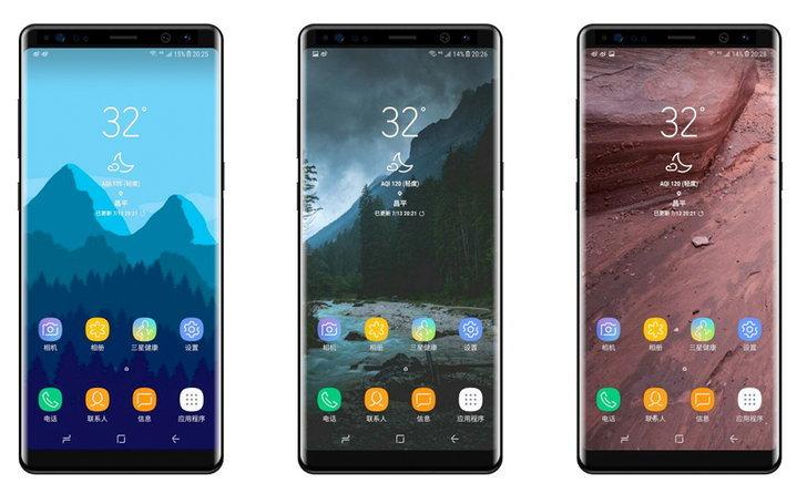 พบรูปหลุดใหม่ของ Samsung Galaxy Note 8 ที่ดูดีกว่าที่คิด