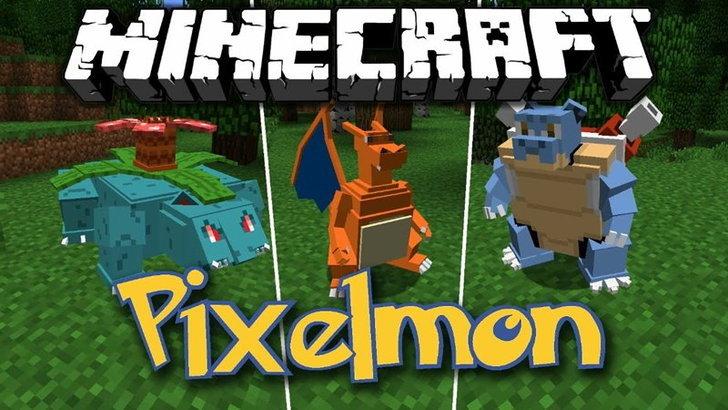 Mod เกม Minecraft ฉบับ Pokemon ถูกยกเลิกแล้ว