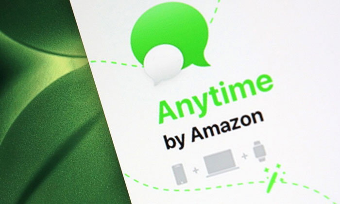 Amazon เตรียมหันมาทำแอปฯ แชทในชื่อ Anytime พร้อมบริการสุดพิเศษ สามารถสั่งซื้อของได้ผ่านแอปฯ