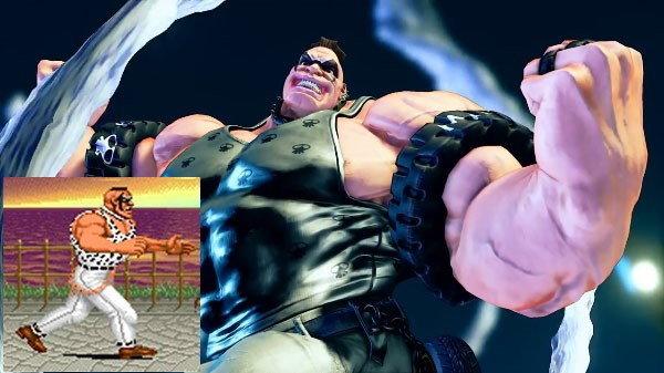 ตัวละครจากเกม Final Fight โผล่ในเกม Street Fighter 5