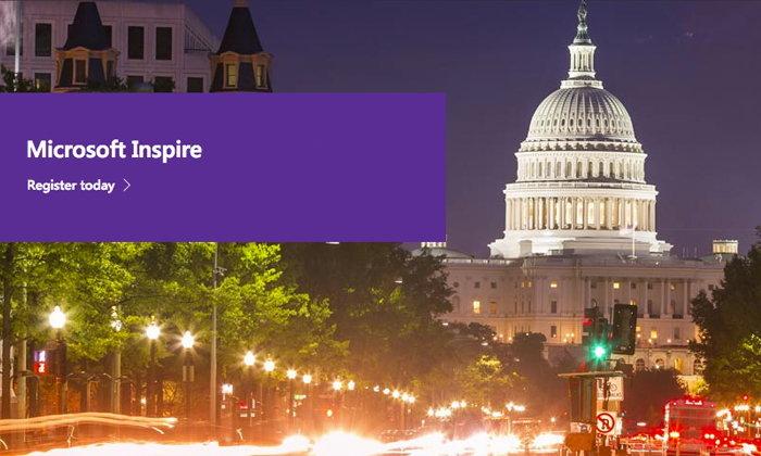 รู้จัก Microsoft Inspire 2017 ก่อนแบไต๋พาชมงานจริงสัปดาห์หน้า