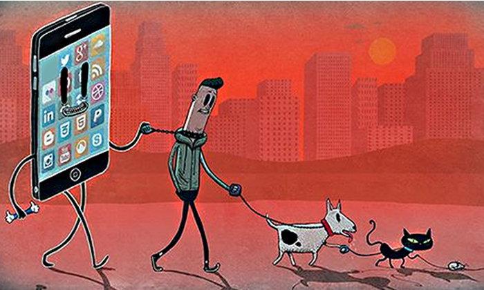 'สมาร์ทโฟน' เป็นเทคโนโลยีที่สร้างความใกล้ชิดให้กับผู้คน หรือทำลายตัวตนของมนุษย์จนหมดสิ้น?