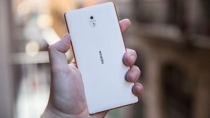 รอได้เลย Nokia 3 สมาร์ทโฟนราคาถูกจะได้อัปเดต Android O แน่นอน