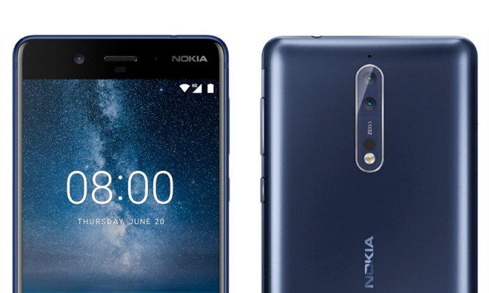 กำเงินไว้เลย เผยราคา Nokia 8 ถูกกว่าเรือธงทั่วไป