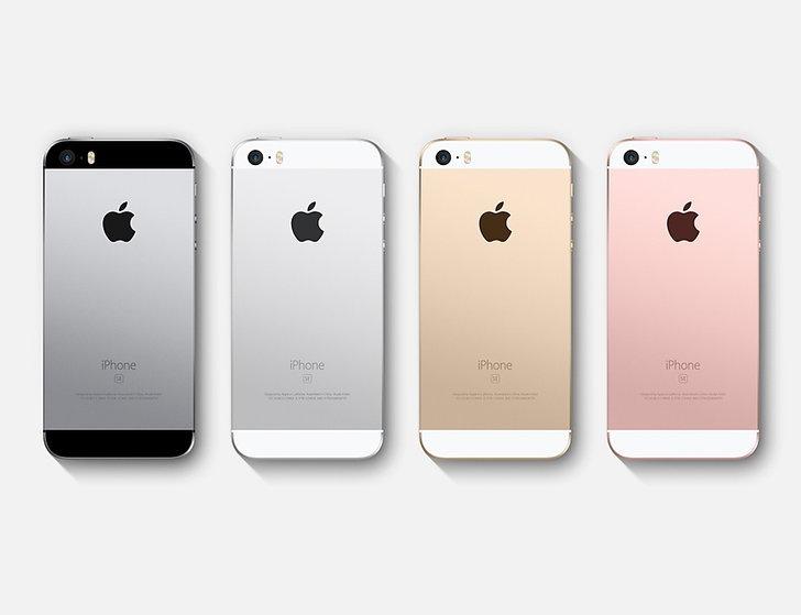 iPhone SE รุ่นใหม่เตรียมเปิดตัวต้นปี 2018 สเปกแบบเดียวกับ iPhone 7