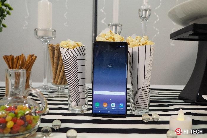 สัมผัสแรก Samsung Galaxy Note 8 สิ้นสุดการรอคอย 2 ปีกับมือถือมีปากกา