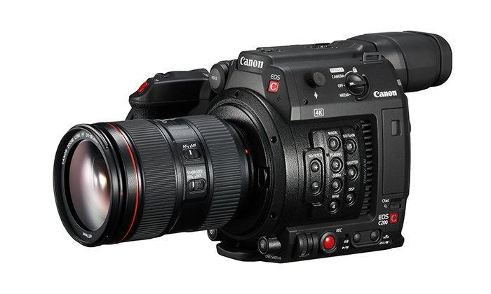 พรีวิว Canon EOS C200 – C700 กล้องวีดีโอระดับโปร ที่ปรับแต่งสีภาพวีดีโอได้