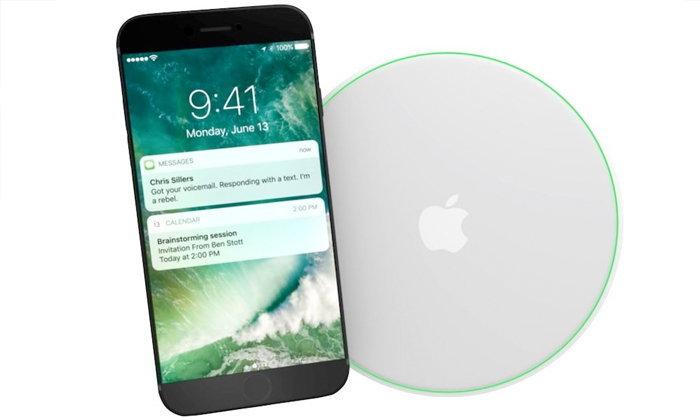 โอละพ่อ สื่อนอกแย้ม iPhone 8 มาพร้อมระบบชาร์จไร้สายแน่นอนแต่ไม่ได้ ชาร์จไว อย่างที่ลือกัน