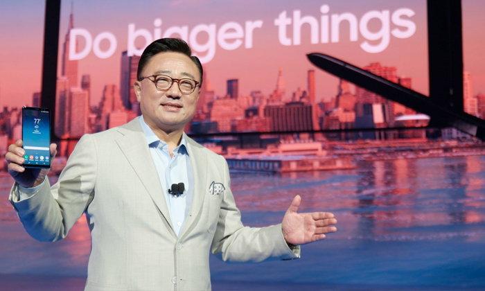 ผู้บริหาร Samsung เผยสาเหตุทำไม Galaxy Note 8 ถึงมีความจุแบตเตอรีน้อยลง