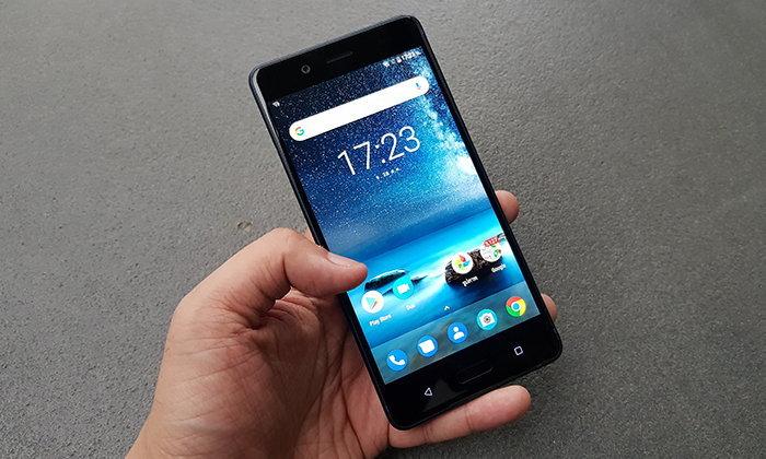 สัมผัสแรกของ Nokia 8 (โนเกีย 8) มือถืออีกรุ่นที่สามารถทำให้เงินในกระเป๋าสั่นไปหมด