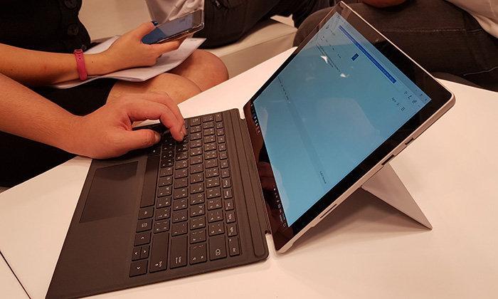 พรีวิว New Microsoft Surface Pro รุ่นใหม่ที่เป็นทุกอย่างและวาดเขียนดีขึ้น