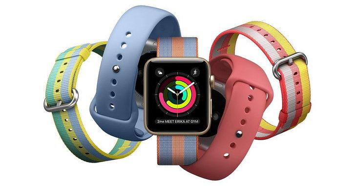 Apple Watch 3 LTE จะใช้ eSIM แต่ไม่รองรับการสนทนาผ่านนาฬิกา