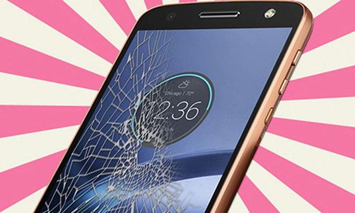 "Motorola ยื่นจดสิทธิบัตร ""จอมือถือซ่อมตัวเองได้"" โดยอาศัยปฏิกิริยาความร้อนกระตุ้นหน้าจอโพลิเมอร์"