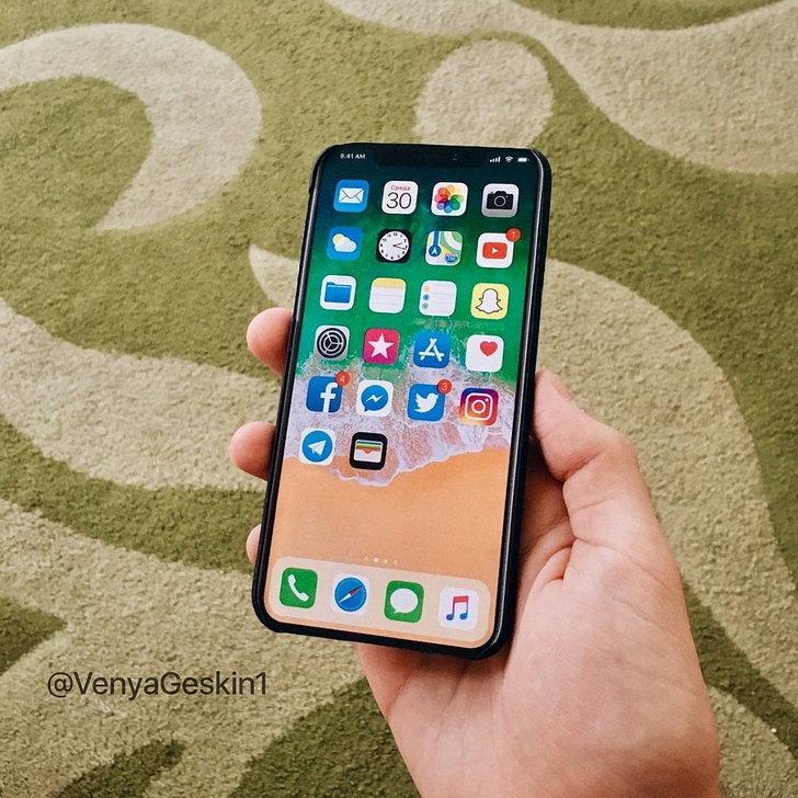 มาดูกันว่าหน้าตาของแอปพลิเคชั่นต่างๆ จะเป็นอย่างไรเมื่ออยู่บน iPhone 8