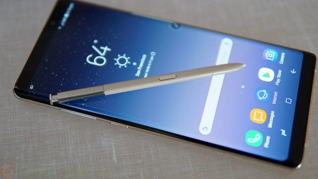 Samsung Galaxy Note 8 ฟีเวอร์ ยอดจองวันแรกในเกาหลีใต้แตะ 4 แสนเครื่อง