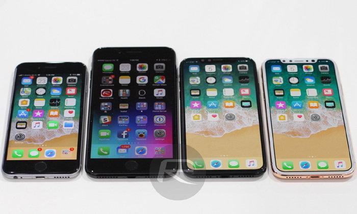 สรุปทุกสิ่งก่อน iPhone X เปิดตัว สเปค ราคา วันจำหน่ายที่น่าจะเป็น