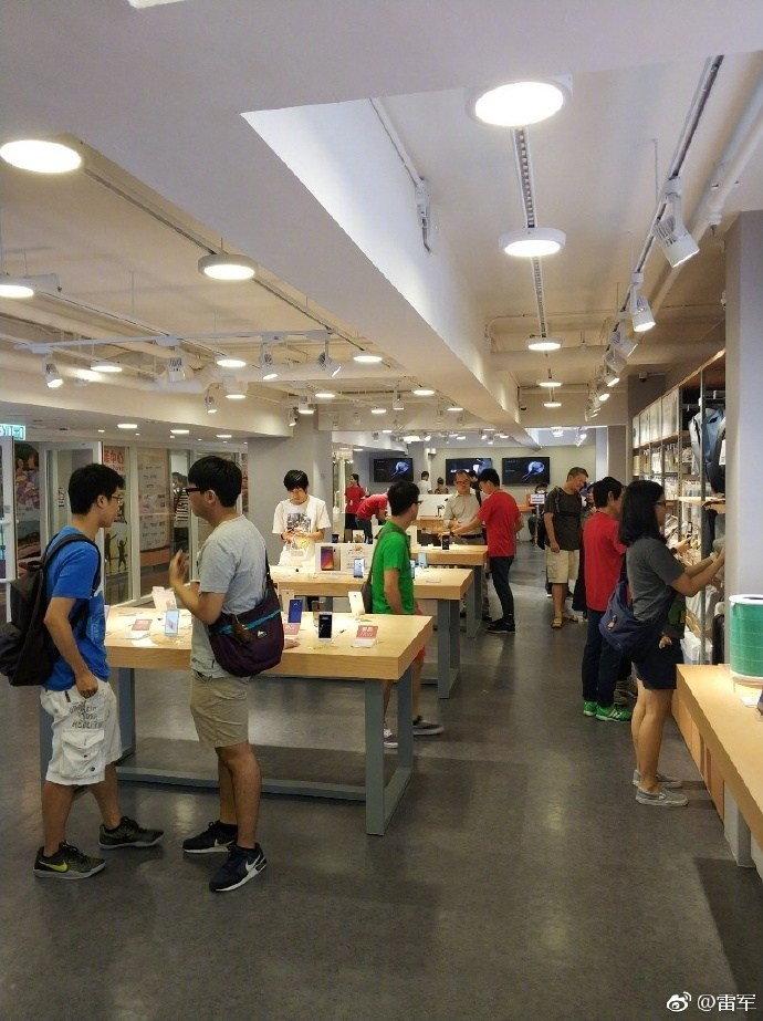 Xiaomi เอาจริง ลุยเปิดแบรนด์ช็อปเพิ่มอีก 16 สาขาภายในอาทิตย์เดียว