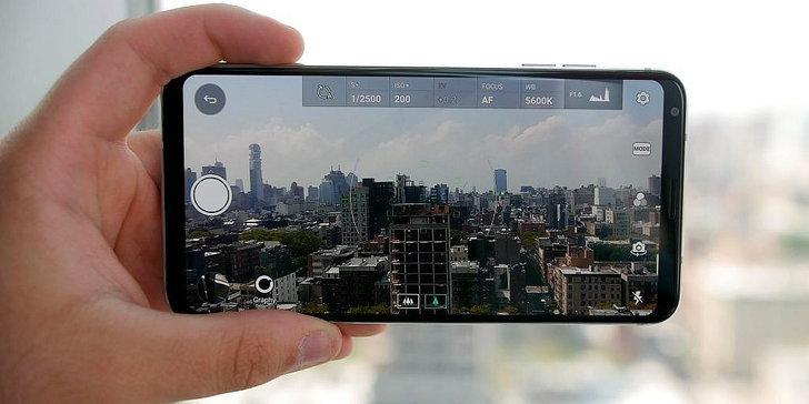 ภาพถ่ายจาก LG V30 มีค่ารูรับแสงสูงกว่าที่โฆษณาเอาไว้
