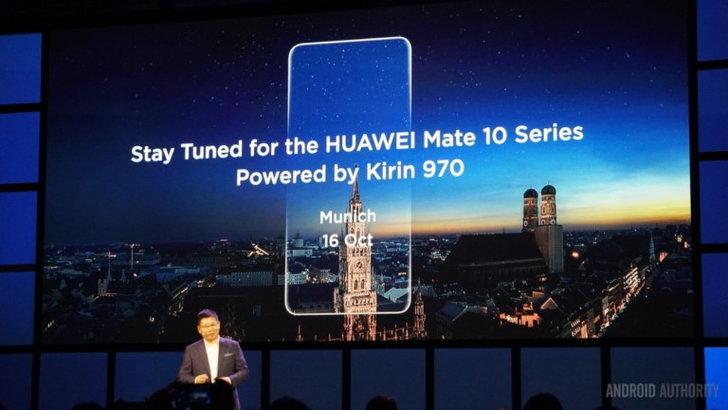 Huawei เผยประสิทธิภาพชิป Kirin 970 ทำให้กล้องของ Galaxy S8 ถึงกับเบลอ