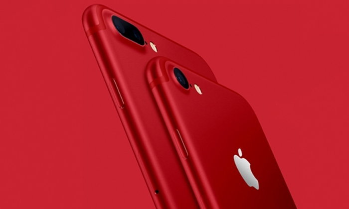 iPhone 7 และ iPhone 7 Plus สีแดง Product Red กลายเป็นแรร์ไอเท็ม!