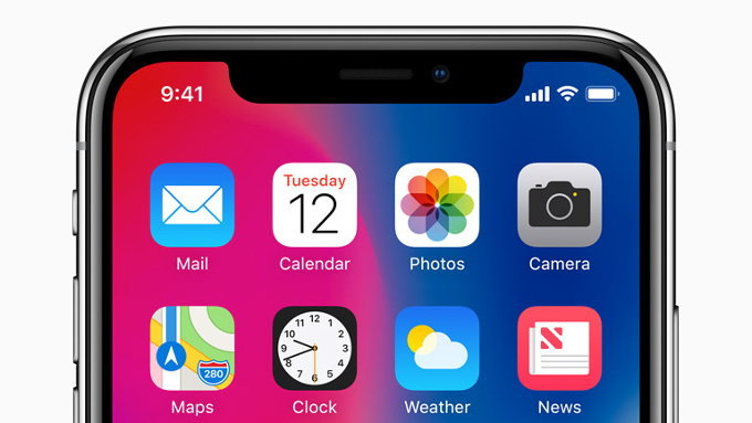 เนียนเลย นักออกแบบแอป นำ รอยแหว่ง บนหน้าจอ iPhone X มาใช้ให้เกิดประโยชน์ได้ ไม่น้อยหน้าใคร