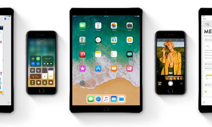 ก่อนอัพเดท iOS 11 กับวิธี Backup ข้อมูลบน iPhone และ iPad