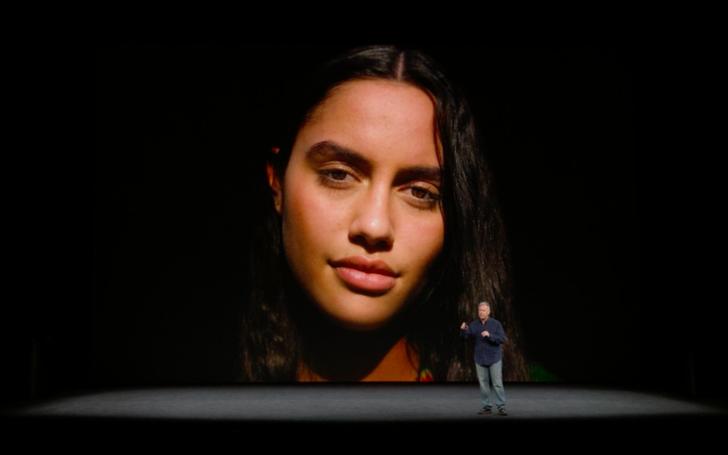 โชว์ภาพสุดสวย เอฟเฟค Portrait Lighting จากกล้อง iPhone X เท็น และ iPhone 8 Plus