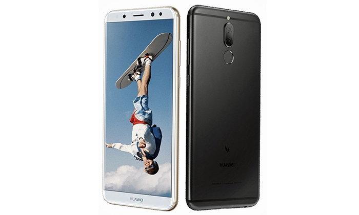 ยลโฉมภาพ Render หลุดของ Huawei G10 (Maimang 6) มือถือกล้อง 4 ตัวแถมไร้กรอบ