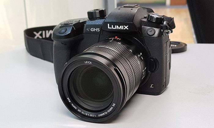 รีวิว Panasonic Lumix GH5 กล้องเรือธง เกิดมาเพื่อถ่ายวีดีโอระดับโปรและภาพนิ่ง 6K