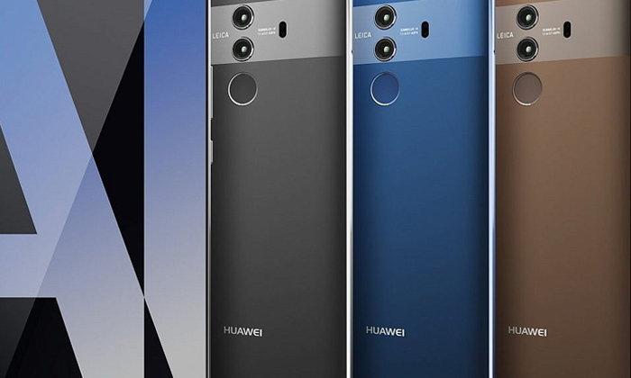 เผยราคา Huawei Mate 10 และ Mate 10 Pro ครบทุกรุ่น!