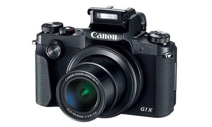 เปิดตัวกล้อง Compact รุ่นล่าสุด Canon G1 X Mark III เทียบชั้นกล้อง DSLR ได้เลย