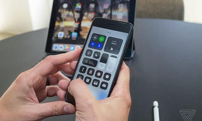 เผยผลทดสอบ iOS 11.0.3 ช่วยประหยัดแบตเตอรี่ขึ้นเยอะ