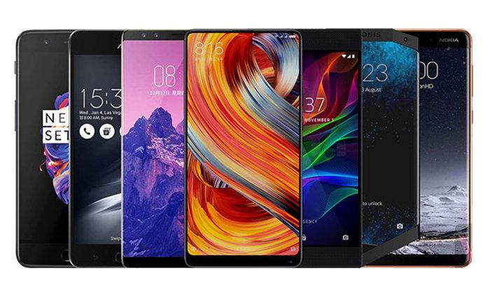 7 สมาร์ทโฟน RAM 8GB รุ่นใหม่ที่น่าสนใจมากที่สุด ณ ชั่วโมงนี้ พร้อมจัดเต็มด้วยฟีเจอร์ระดับท็อปครบครัน