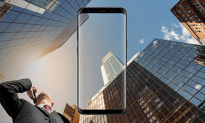 Samsung จดสิทธิบัตรสำหรับระบบสแกนลายนิ้วมือแบบฝั่งหน้าจอ คาดว่าเจอกันใน Galaxy S9